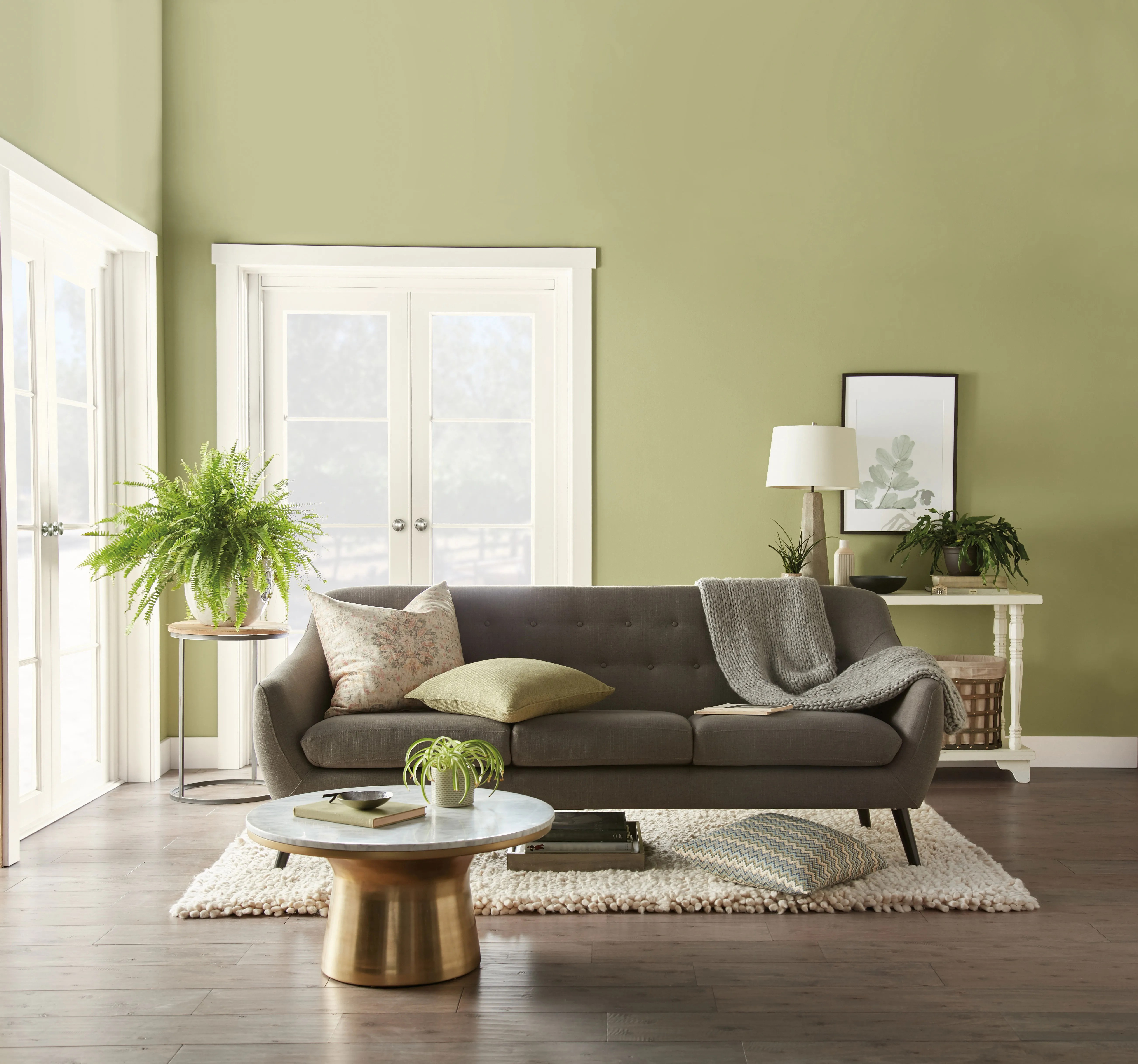 Behr S 2020 Color Of The Year Is Back To Nature
