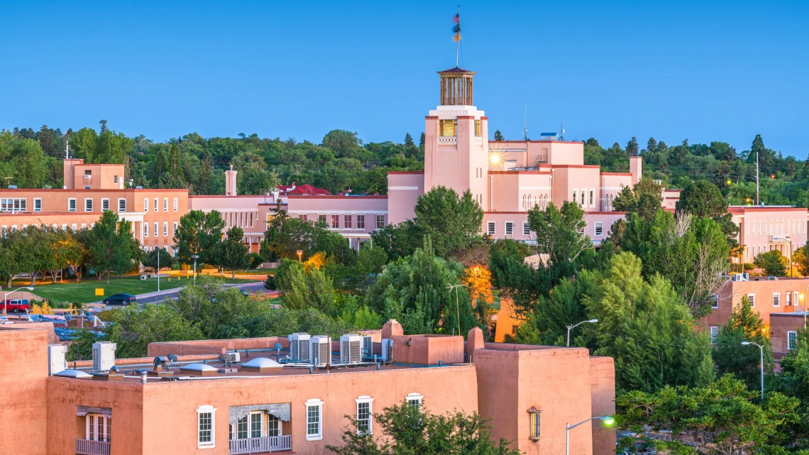 Tour Santa Fe In 3 Perfect Travel Itineraries Architectural Digest