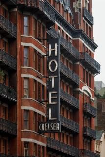 Explore Famous Hotel Chelsea Bohemian Private