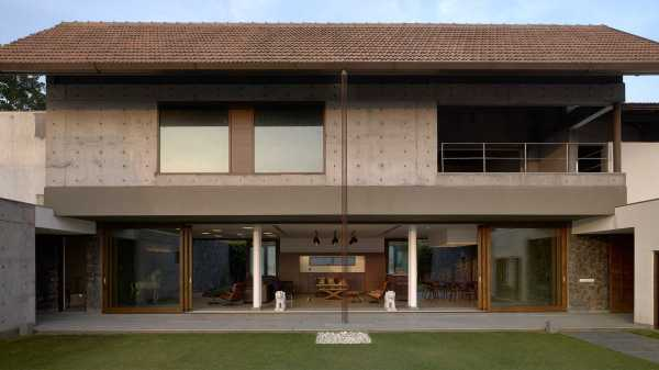 Luxury Concrete Homes Designs
