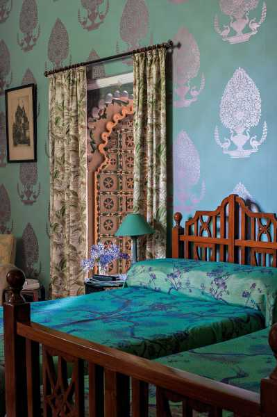 indian palace bedroom Inside The Most Mesmerizing Interiors in India | AD India