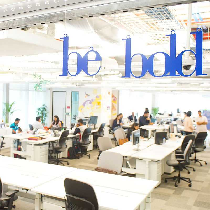 A look inside Facebooks new Mumbai office  Architectural