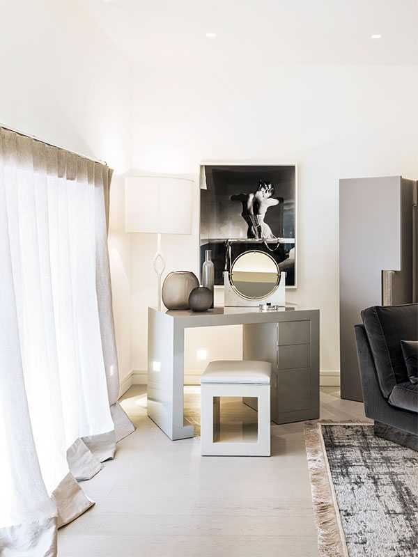 Kelly Hoppens London home is a sanctuary of tranquility