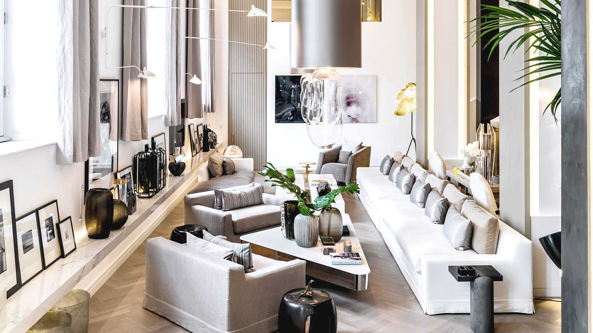 Kelly Hoppens London home is a sanctuary of tranquility  Architectural Design  Interior