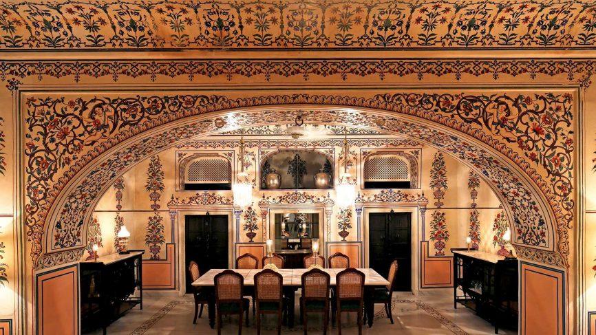 Baradari A Newly Renovated Cafe Inside Jaipur City Palace