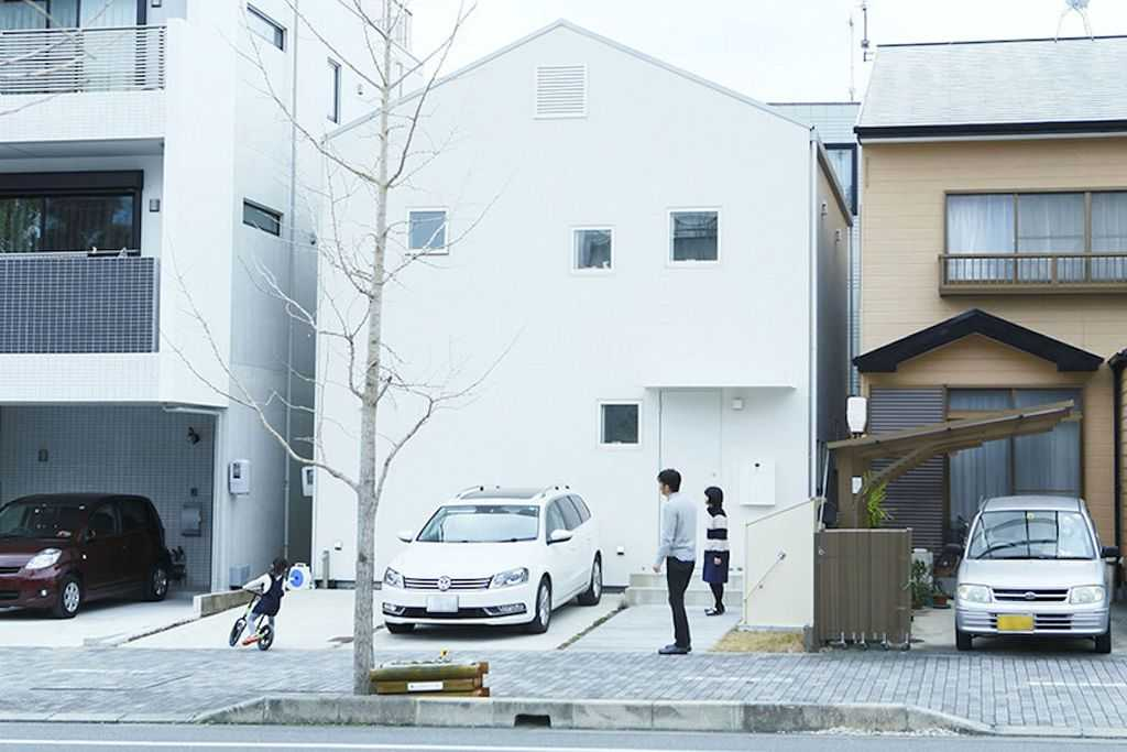 Do you want to live in a Muji house  Architectural