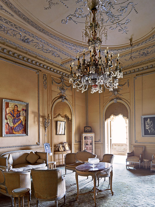 Indias largest private residence unveiled welcome to the
