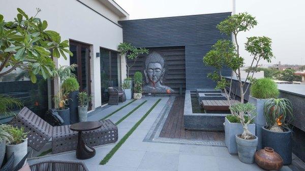 home garden design- statues & sculpture