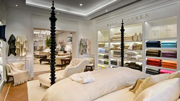 Virtual Tour Of Ralph Lauren Home' Store In