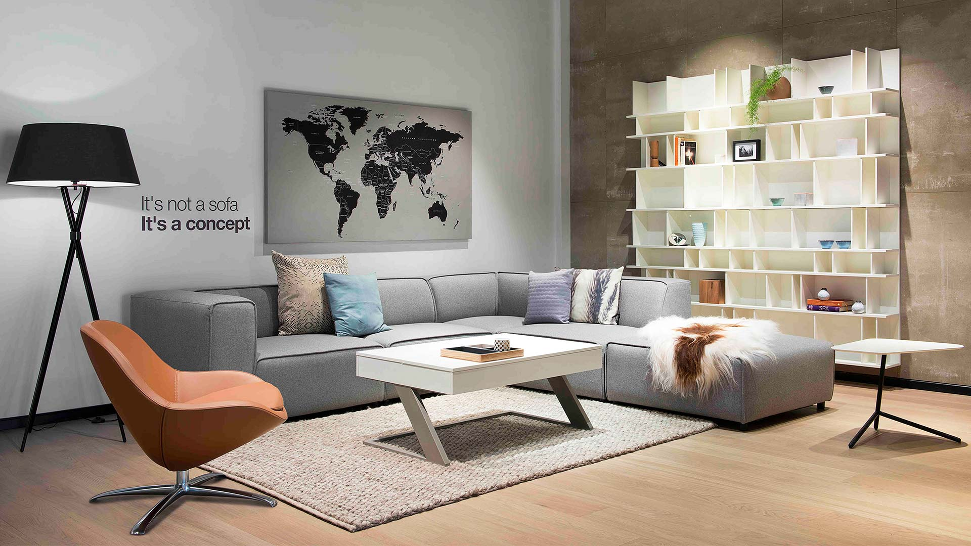 danish living room furniture with light grey couch luxury brand boconcept to open second store in ...
