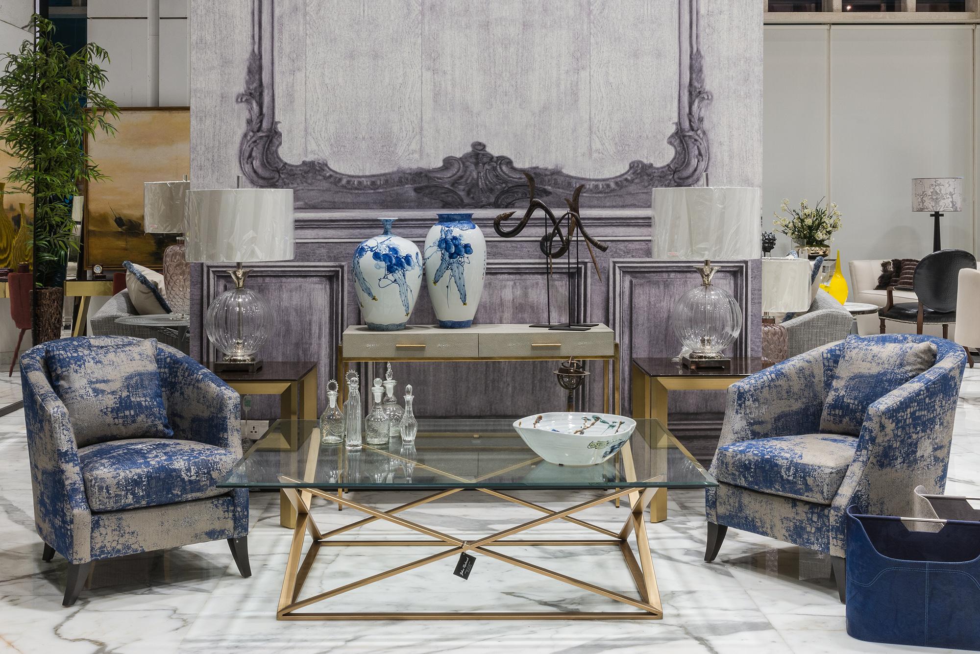 sofa set showroom in mumbai lena dunham maison by international furniture brands launches flagship