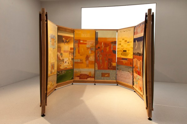 Nilima Sheikh Paintings