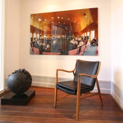 Chair Design Model Replica Fermob Luxembourg Lounge Chairs That Are Iconic What Makes The Finn Juhl Designed 45 Easy By