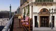 Paris Step Baroque-style Palace-turned-hotel