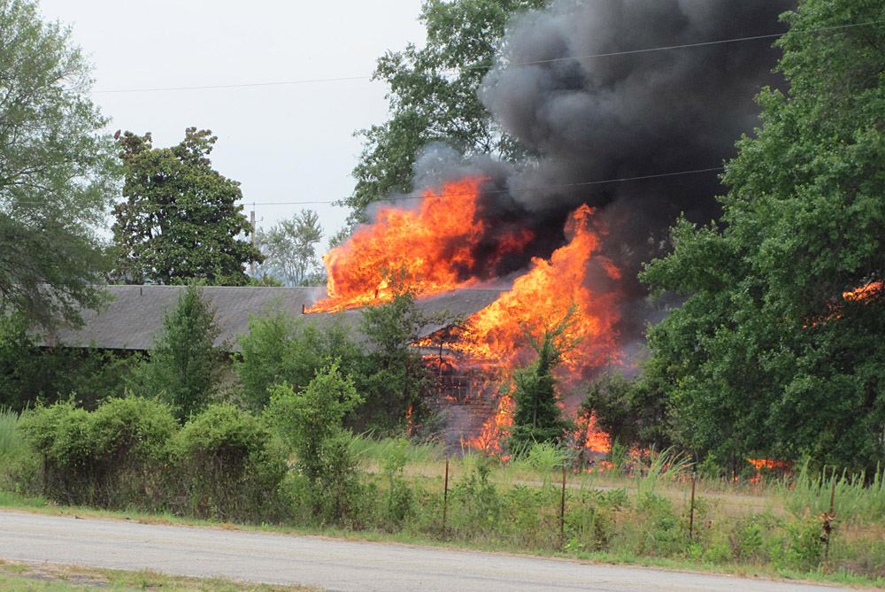 Fort Chaffee Hospital Fire Ruled Accidental