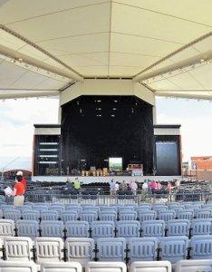 Walmart amp seating chart arkansas music pavilion readies for opening concert in also rehagedeemperor rh