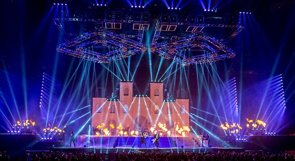 Trans-Siberian Orchestra's tour coming to NLR