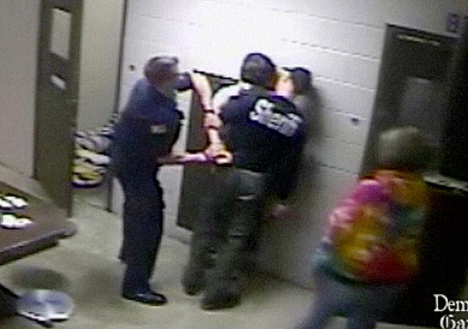Reports Lockups Video Tell 2 Sides Of Broken Arm NWADG