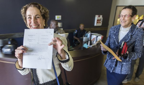 Texas AG: Void Marriage License