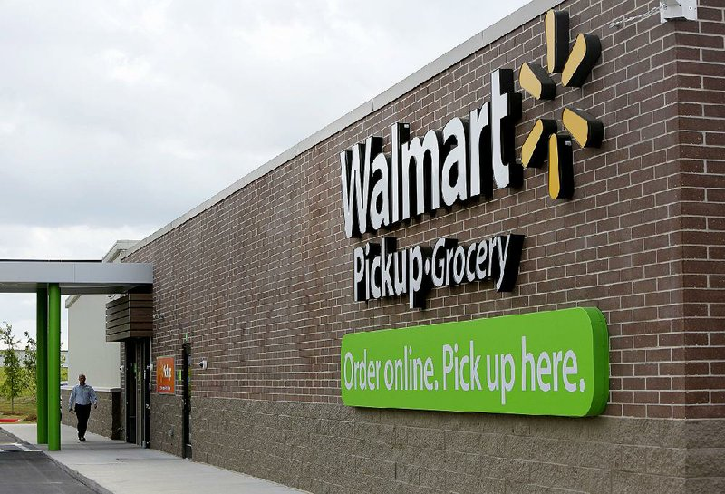 Wal Mart Expands Online Grocery Services