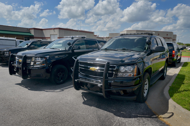 Police vehicles vary in Northwest Arkansas  NWADG