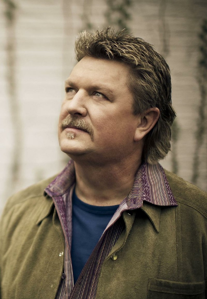 Country S Joe Diffie To Play Oaklawn Spa Blast