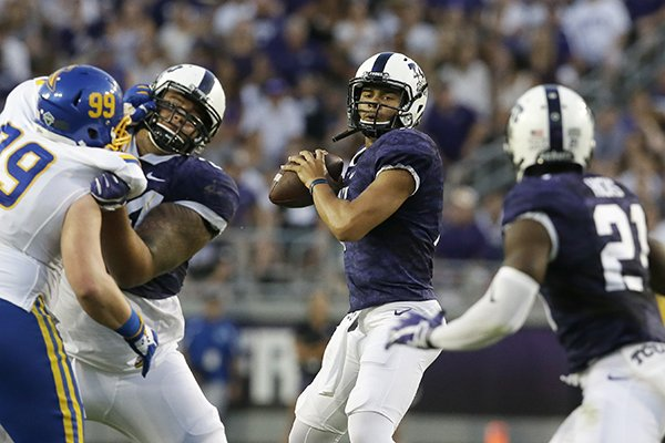 Image result for kenny hill tcu