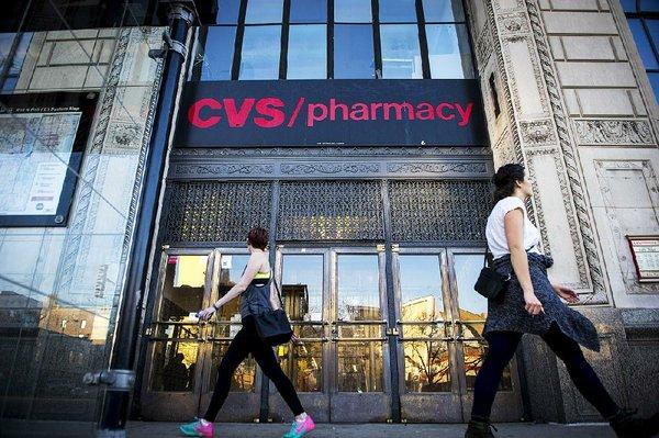 CVS 3Q revenue shy of forecast