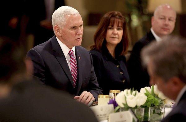 Pence To Israel U S Embassy Will Move To Jerusalem In 2019