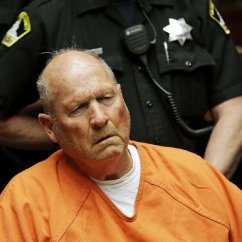 Wheelchair Killer High Chair Clearance Genealogy Site Tapped In Serial Case Rape And Murder Suspect Joseph Deangelo 72 Seated A Makes His First Court Appearance Friday Sacramento Calif