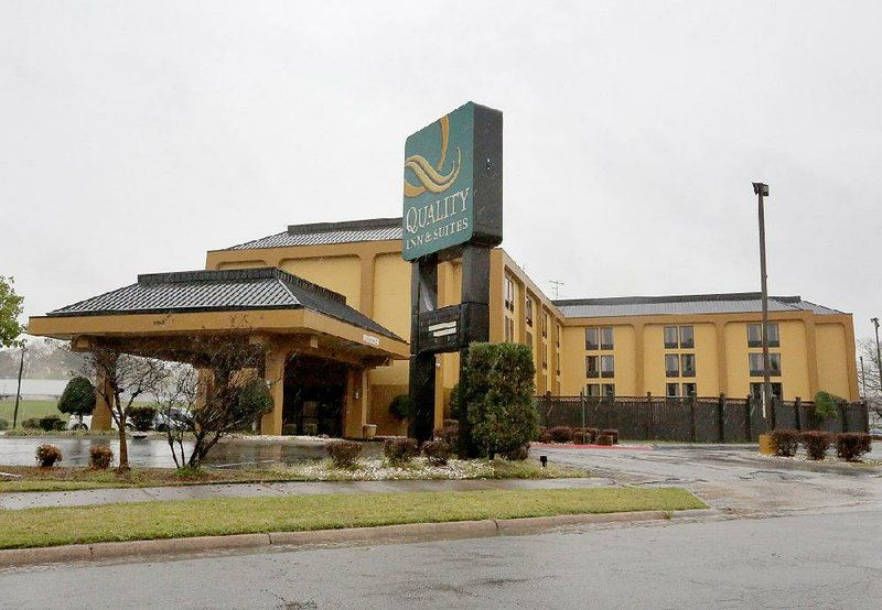 Little Rock Hotel Ignored Sex Trafficking Suit Says