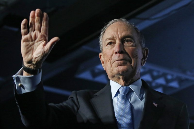 Bloomberg To Visit Bentonville On Thursday