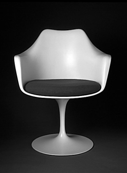 sedia poltroncina armchair tulip Eero Saarinen