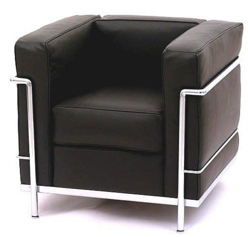 Le Corbousier armchair LC2  chairs  Pinterest