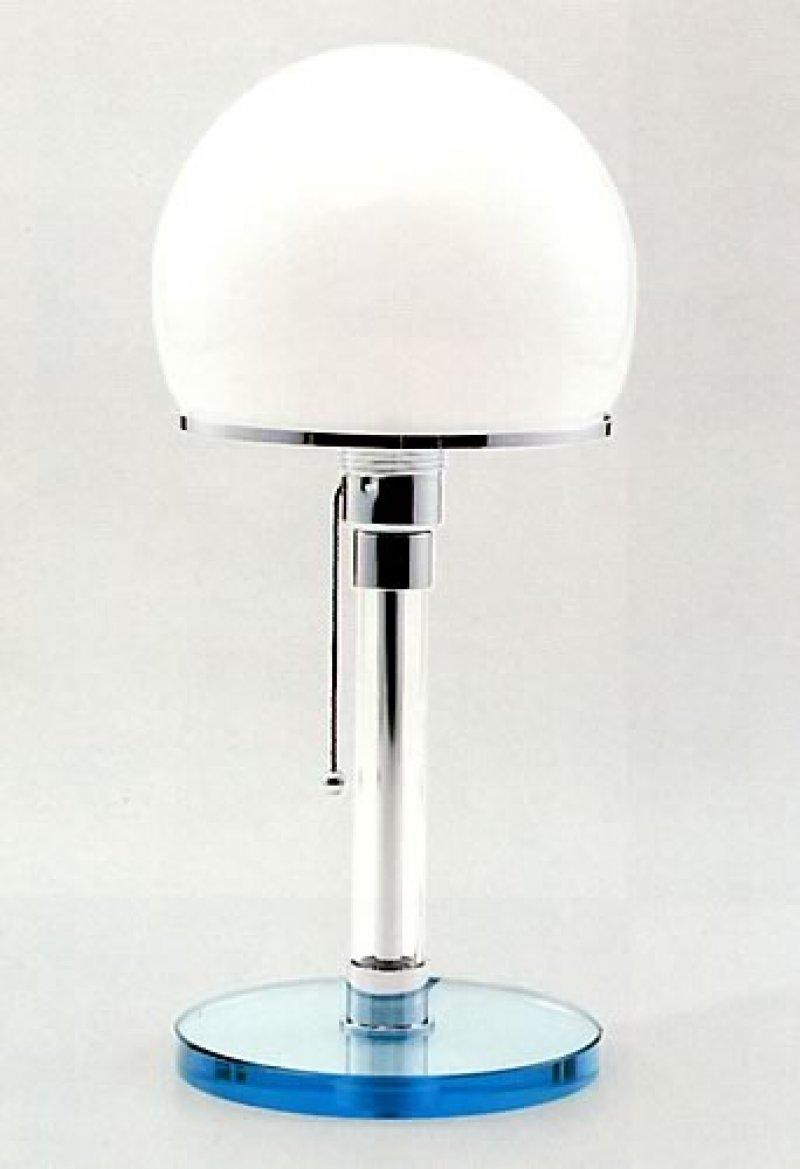 lampada lamp Whilhelm Wagenfeld