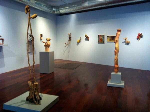Susan Lyman Sculpture In Wood Boston Sculptors