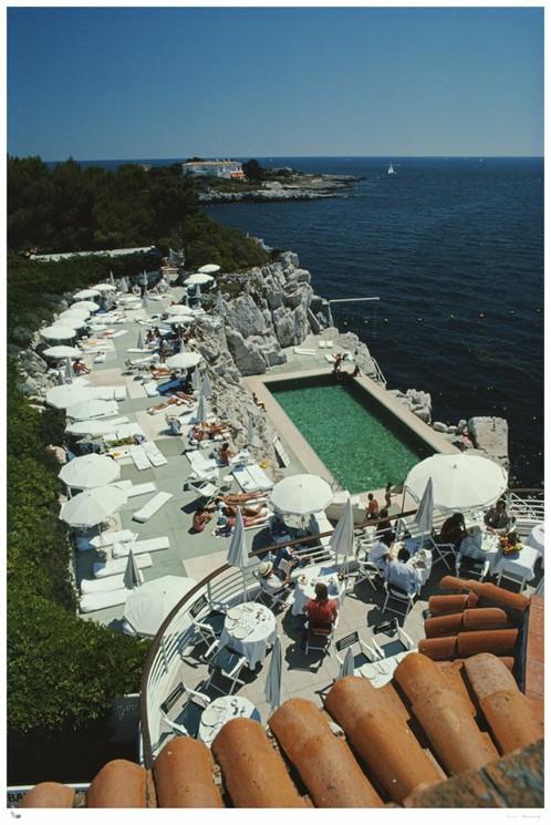 Hotel Du Cap Eden Roc : hotel, Hotel, Cap-Eden-Roc, Aarons,, Photography, Artsper, (876711)