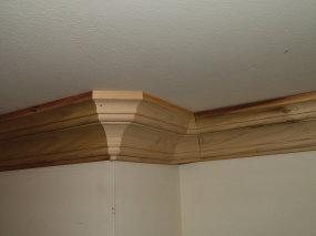 Inside Corner Molding
