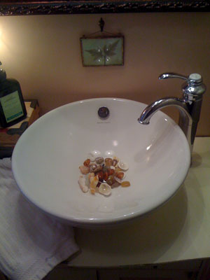 Vessel Sink Designs  Ask the Builder