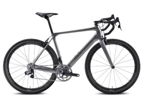 Aston Martin unveils special edition Storck bicycle