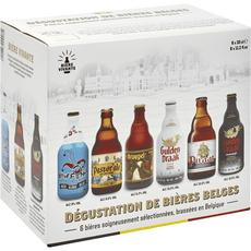 ibb coffret biere belge degustation 9