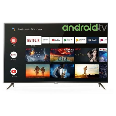 tcl 43ep641 tv led 4k uhd 108 cm smart tv