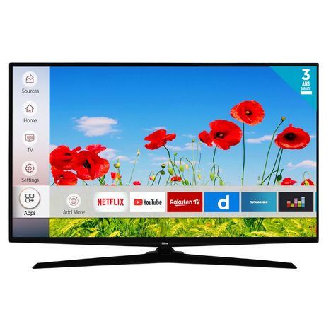 qilive q55 182 tv led uhd 139 cm smart tv