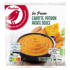 auchan puree celeri 4 portions 800g pas