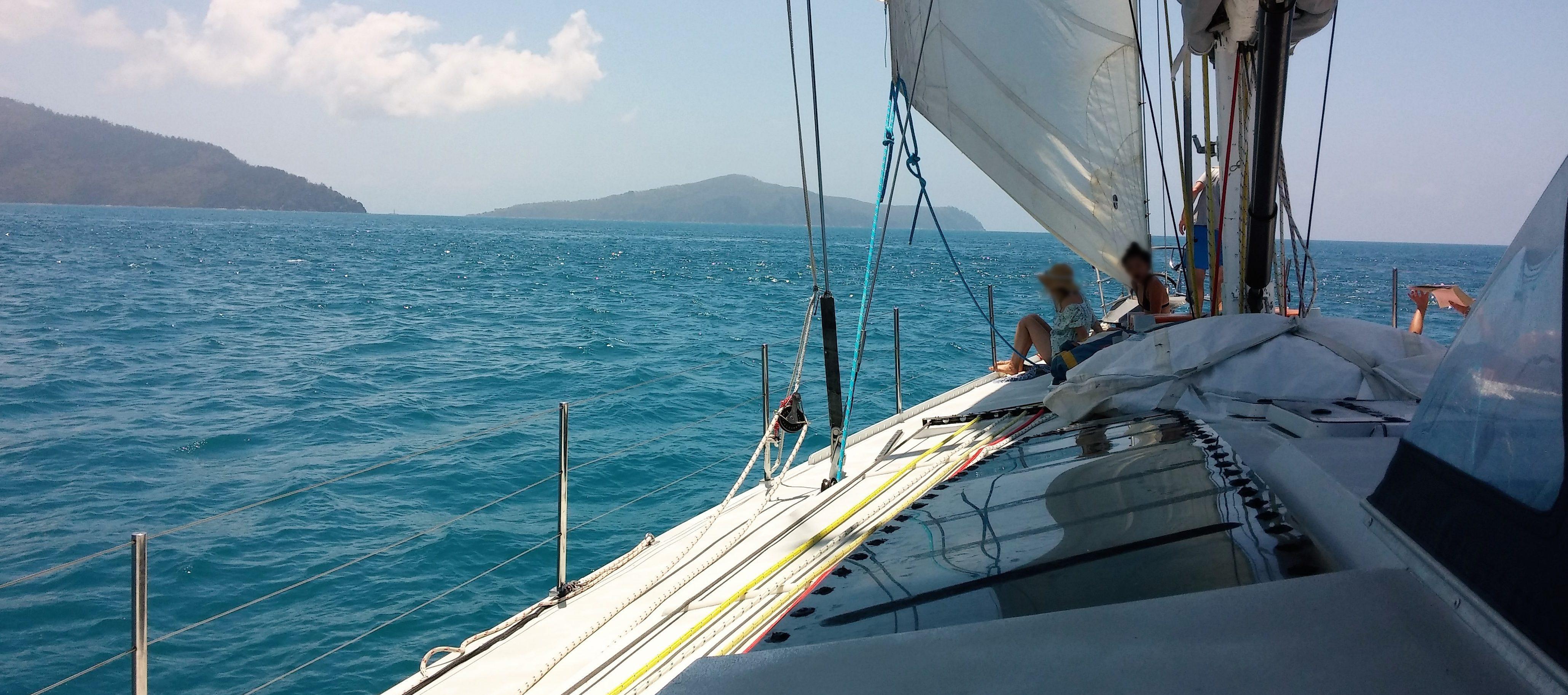 Segling Whitsundays