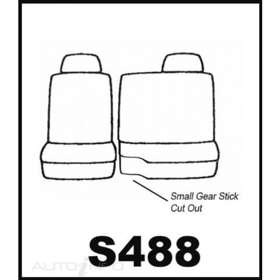 Seat Cover World Seat cover SC07632