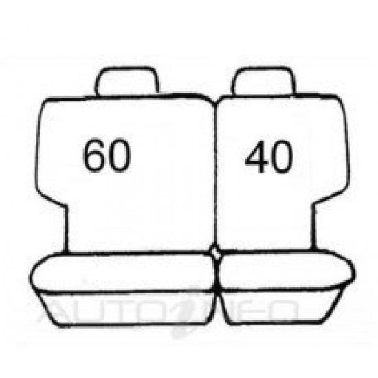 Seat Cover World Seat cover SC07641