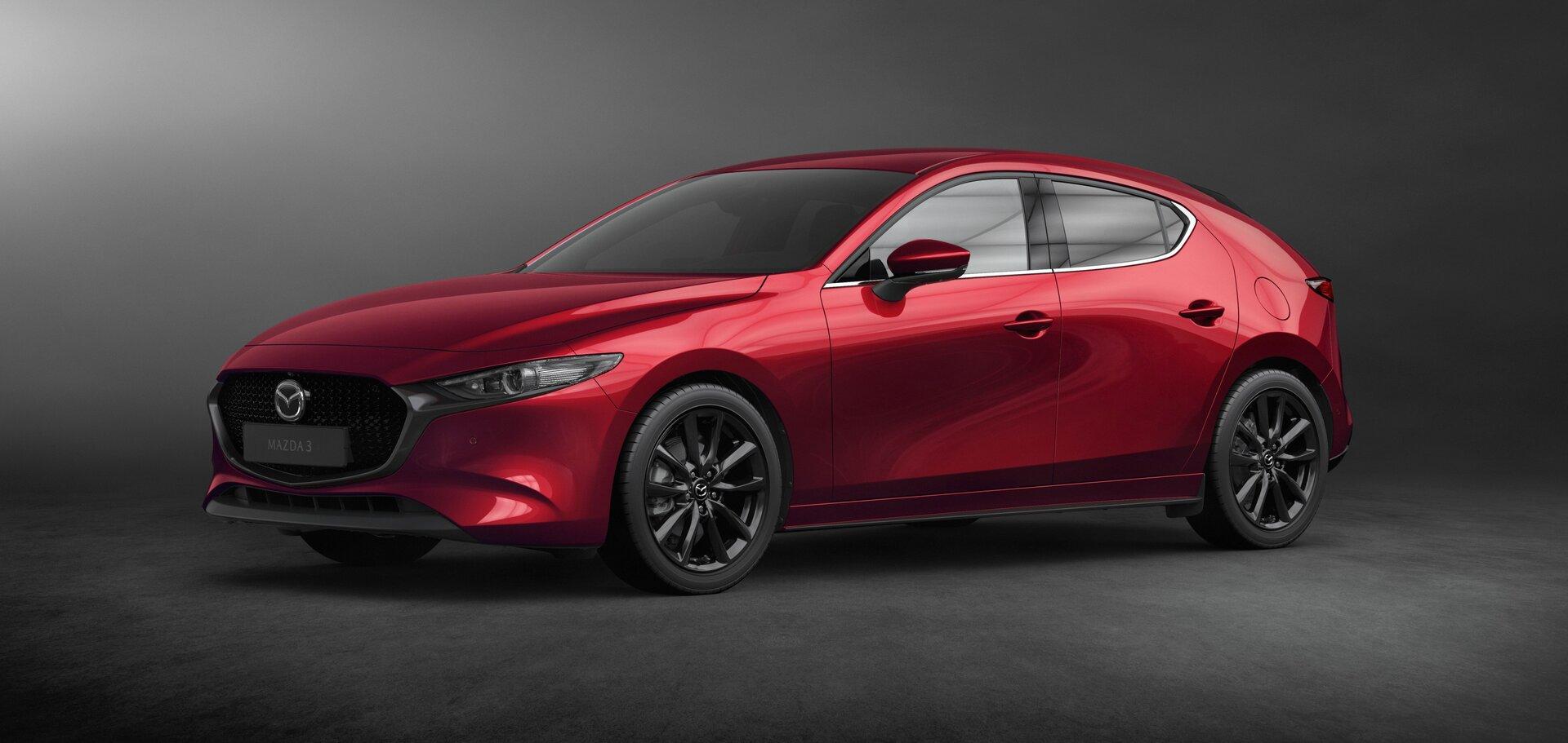 Nuova Mazda 3 informazioni allestimenti e prezzi