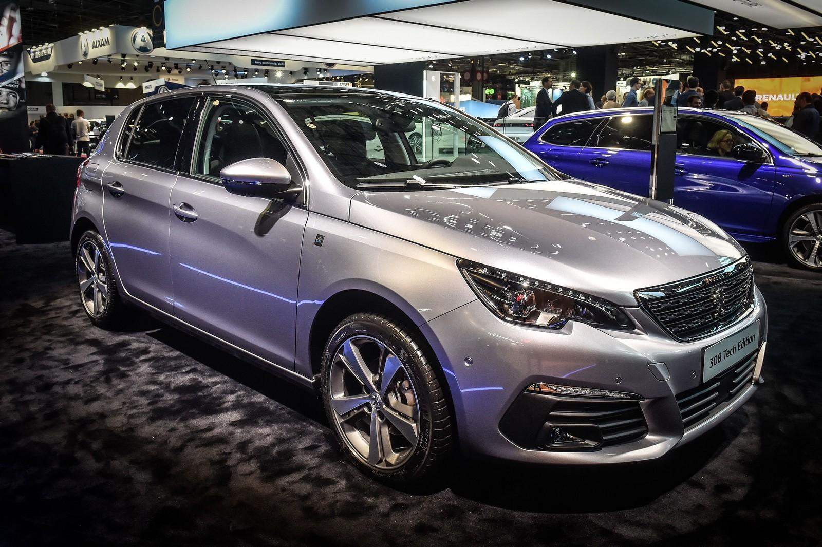 Nuova Peugeot 308 Tech Edition