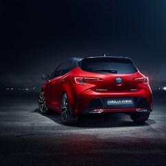 All New Corolla Altis 2019 Grand Avanza Type G 2017 Nuova Toyota 2019: Il Debutto A Parigi
